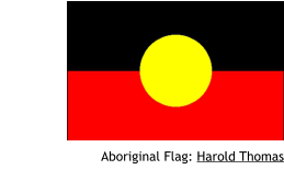 Aboriginal Flag: Harold Thomas